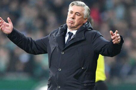 Pierwsza kluczowa zmiana Carlo Ancelottiego