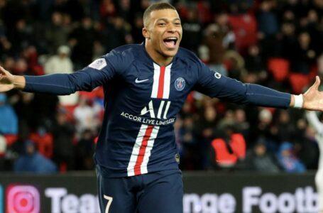 Kylian Mbappe w Realu dopiero w 2022 roku?